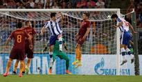 Nine-man Roma miss out on Champions League