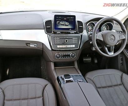 Mercedes-Benz GLS touted as the S-Class of SUVs