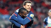 Thiago Motta urges 'fantastic' Blaise Matuidi to remain in PSG midfield