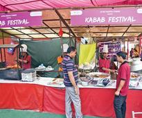 Lazeez Lucknowi kebabs for Delhi foodies