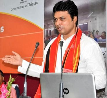Internet, satellite communication existed in Mahabharata era: Tripura CM