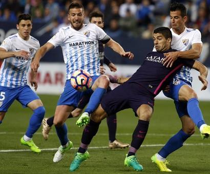 La Liga: Barcelona miss chance to go top