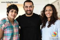 Aamir Khan wishes Babita and Vinesh Phogat for Olympic 2016!
