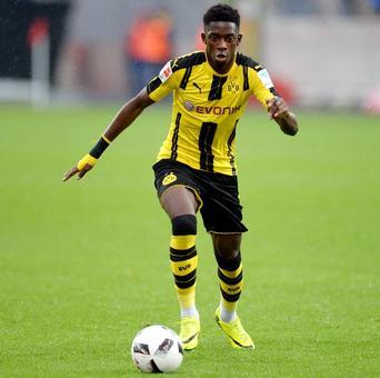 Dortmund star Dembele heading to Barca?
