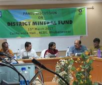 OXFAM India, NCDS Organised a Round Table Panel Discussion on District Mineral Foundation