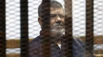 Egyptian court sentences ousted president Mursi to 25 years in prison