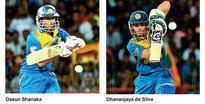 Rookie batsmen Dasun and Dhananjaya in Test squad