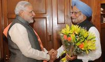 Manmohan Singh@84, PM Modi Wishes a Long & Healthy Life