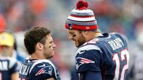 Amendola tells the most Tom Brady story ever involving a broken ping pong paddle