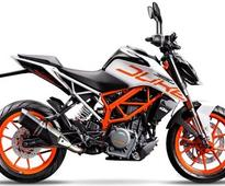 KTM Introduced the New 2018 Duke 390 in India