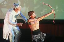 Javanese tale comes alive on stage