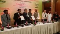 OCP and Kribhco to Develop a Large Scale NPK Fertilizer Plant in Krishnapatnam, India