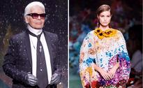 Karl Lagerfeld, Jean Paul Gaultier present collections at Paris Haute Couture Week 2017