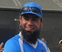 ECB appoints Saqlain Mushtaq as spin consultant