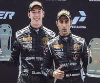 Armaan Ebrahim Scores A Podium In 2017 Lamborghini Super Trofeo Asia In Thailand
