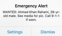 New York's Use Of Phone Alert Shines Spotlight On Wireless Emergency System