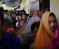 Re-polling in five booths in Uttar Pradesh