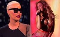 Amber Rose criticised for 'slut-shaming' Beyonce