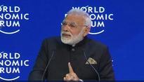 PM Modi invokes 'Vasudhaiva Kutumbakam' at World Economic Forum