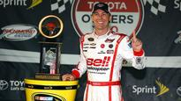 EDWARDS PACES FIRST PRACTICE AT TALLADEGA