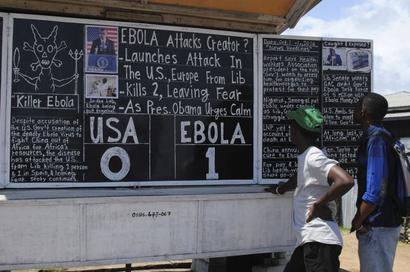 Global Ebola cases pass 10,000 mark