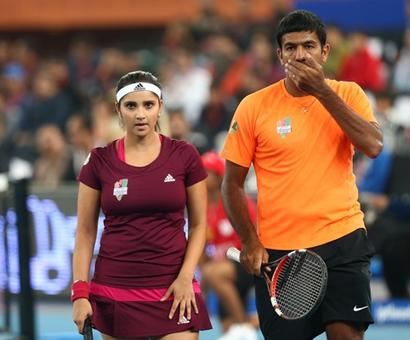Controversy-marred Indian tennis too carries the medal hopes