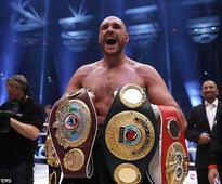 Tyson Fury's retirement was short lived but he is more vulnerable than his enormous frame suggests