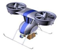 Japan's IHI eyeing gas-powered drones for emergency deliveries