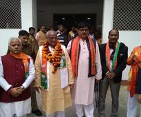 Greater Noida: Man who drove Rahul Gandhi to Bhatta, Parsaul villages joins BJP