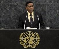 Danny Faure sworn in as new president of Seychelles
