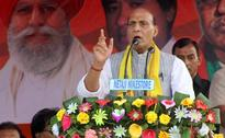 No Difference Between Left Front And Trinamool Regimes, Says Rajnath Singh