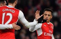 Arsenal demolish Bournemouth to close gap on Chelsea
