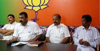 Udupi: BJP to Organize Jail Bharo Campaign on May 28 against UPA Government