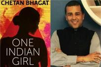 Review: One Indian Girl by Chetan Bhagat; makes caricatures out of characters