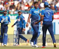 Lakmal helps Sri Lanka dismiss India for 112 in first ODI