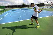 Trey Hilderbrand selected to represent U.S. at Junior Davis Cup