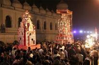 Muharram processions taken out peacefully in Pratapgarh