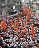 Maratha Kranti Morcha expected to draw lakhs, disrupt Mumbai traffic on Wednesday