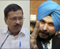 Suspense over Sidhu joining AAP ahead of Punjab polls: Talks are going on, says Sanjay Singh