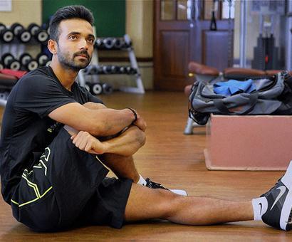 Rahane seeks Dhoni's calmness and Kohli's controlled aggression