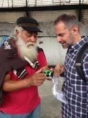 MyLondon homeless project goes global on World Homeless Day