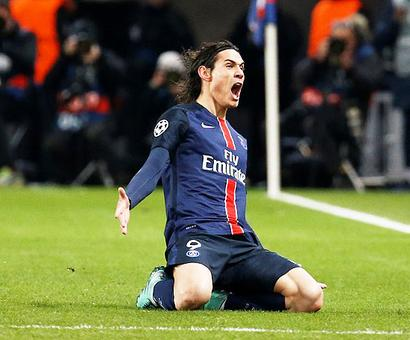 Sports Shorts: Cavani named best Ligue 1 player