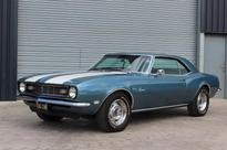 1967 Chevrolet Camaro Z/28 - best muscle cars