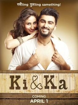 Like the first poster of Ki and Ka?