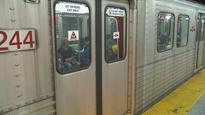 Fire on subway car at Runnymede Station stops service on Line 2, passengers being evacuated