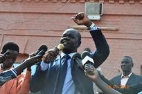 Lol state governor accuses SPLA-IO over Raja attack