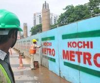 Metro may begin from Aluva to Palarivattom