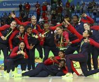Rio Olympics 2016: USA women's basketball team rout Spain, win sixth consecutive gold