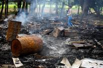 Myanmar lifts state of emergency in conflict-t...
