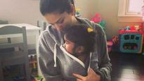 Sunny Leone promises daughter Nisha to protect her at all costs, see pic